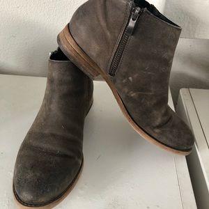 Fall booties! Franco Sarto